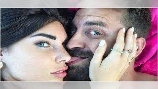 """Bianca Atzei e Stefano Corti/ Foto, baci e una dedica: """"Mi ha rubato il cuore"""""""