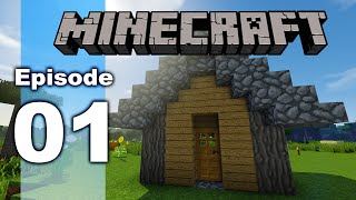 Minecraft with jansey 1.9 | episode 1 | survival let's play