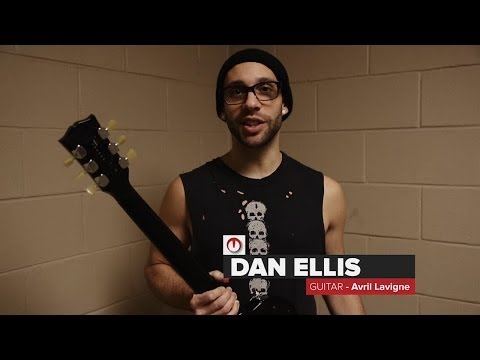 Dan Ellis plays with the Tronical Tune