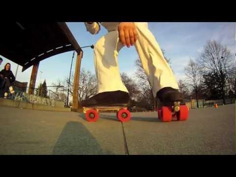 Giovanni Simiani - Quad Roller Skating #5