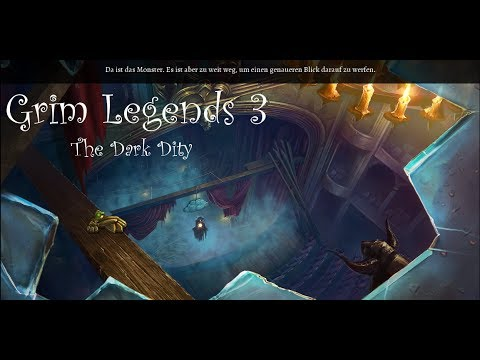Grim Legends 3 The dark city [German Gameplay] - Das Monster im Theater