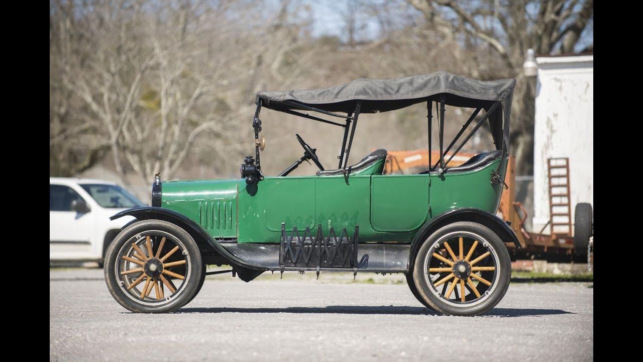 1920 Ford Model T Touring Car aka Tin Lizzie - YouTube