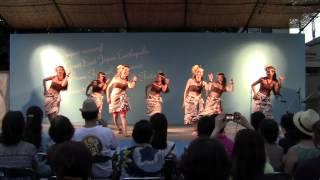 2012/08/27にアップロード REIKO KOBAYASHI Hula Dance cram school.