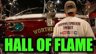 Hall Of Flame Fire Museum - Phoenix Arizona