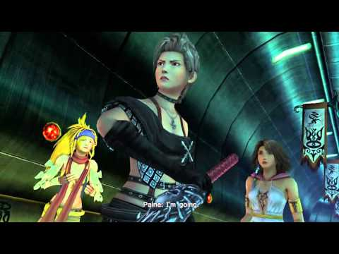 FINAL FANTASY X-2 HD Baralai Boss Fight