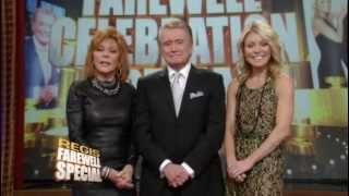 entire farewell show live with regis kelly