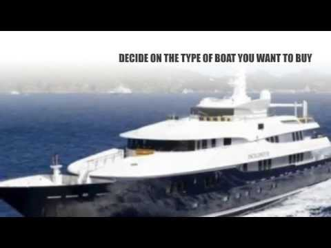 Yacht buying tips for first time yacht buyers