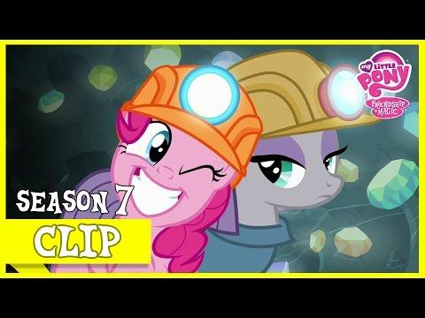Ponyville or Ghastly Gorge? (Rock Solid Friendship) | MLP: FiM [HD]