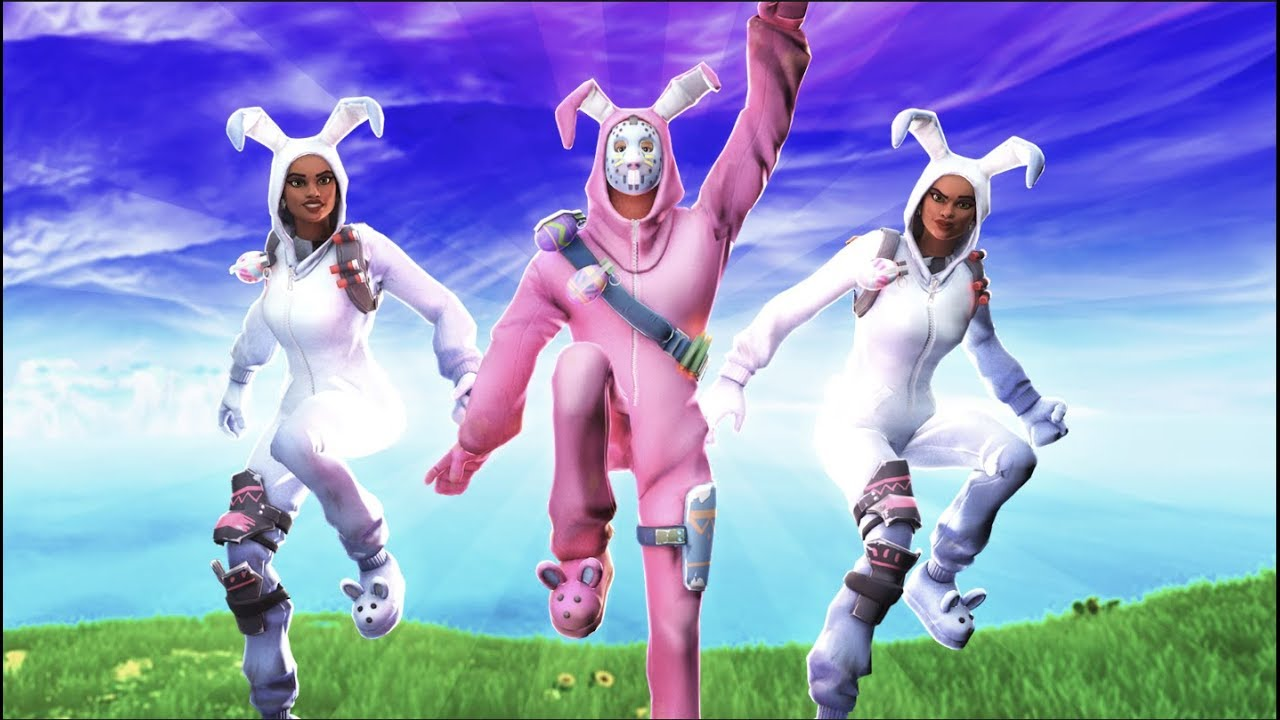 the-bunny-squad-ft-courage-pokimane-electra-cizzorz-fortnite-battle-royale-squads-gameplay