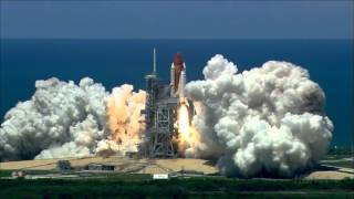 Space Shuttle Launch Audio - play LOUD (no music) HD 1080p.mp4