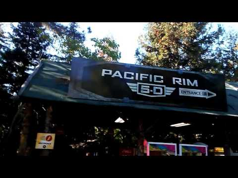Pacific Rim 5D Queue Overview (SFDK Explorer's Guide)
