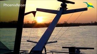 🛳️ MS ALINA SCHIFFSRUNDGANG - Das Flussschiff für gehobene Ansprüche - Kreuzfahrt mit PHOENIX REISEN