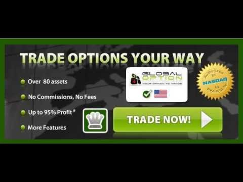 Online Day Trading Success With Global Option Capital Binary Options Brokers
