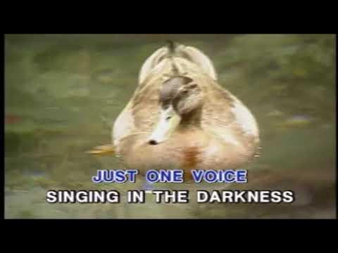 Barry Manilow   -    One Voice   ...  KaraokeTubeBox