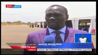 Gavana wa Turkana-Josephat Nanok akanusha madai ya kujibizana na Rais Uhuru Kenyatta