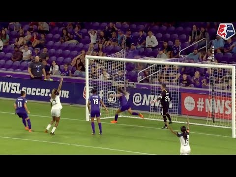 Highlights: Orlando Pride vs. North Carolina Courage | May 23, 2018