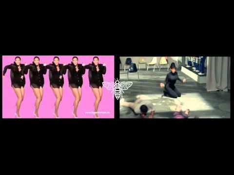 Beyonce - Countdown (Original VS Alternative)