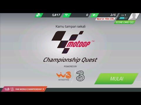 GASKEN MOTOGP ANDROID SPONSOR INDONESIA - MOTOGP RACING 20