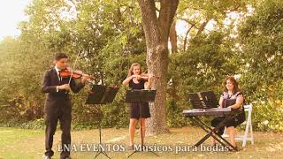 I was born to love you Queen Violin Cover ceremonias y eventos en Buenos Aires