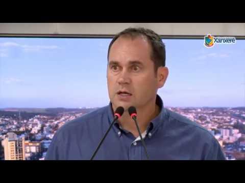 Vereador Wilson fala sobre concessão da Casan