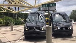 Transportation From Orlando Airport MCO