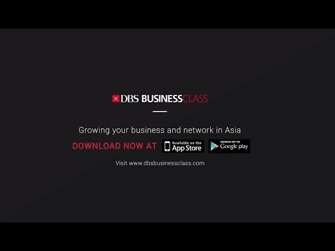 DBS BusinessClass – In Business, Your Network is Your Net Worth