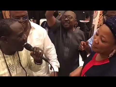 Aduke is my Wife says Aare Olunla Shina Akanni Scopido