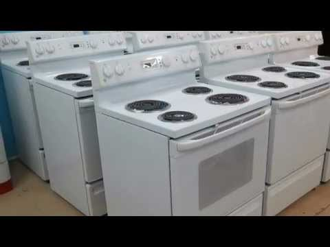 Used Appliances Store Tampa/ Appliance Repair Tampa - YouTube
