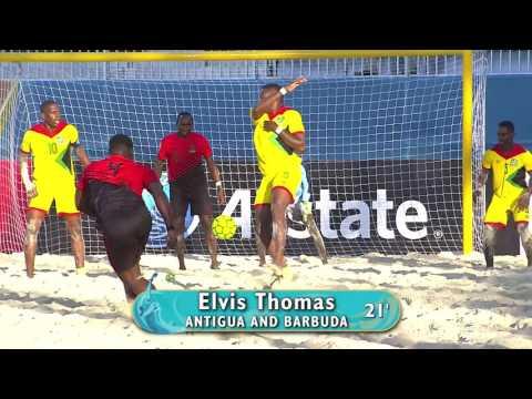 BSC 2017: Guyana vs Antigua and Barbuda Highlights