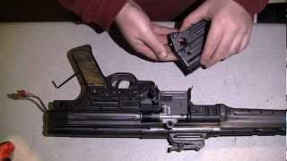 How to disassemble an AGM or Javelin MP44