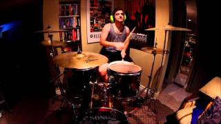 Fucked Up - The Recursive Girl Drum Cover