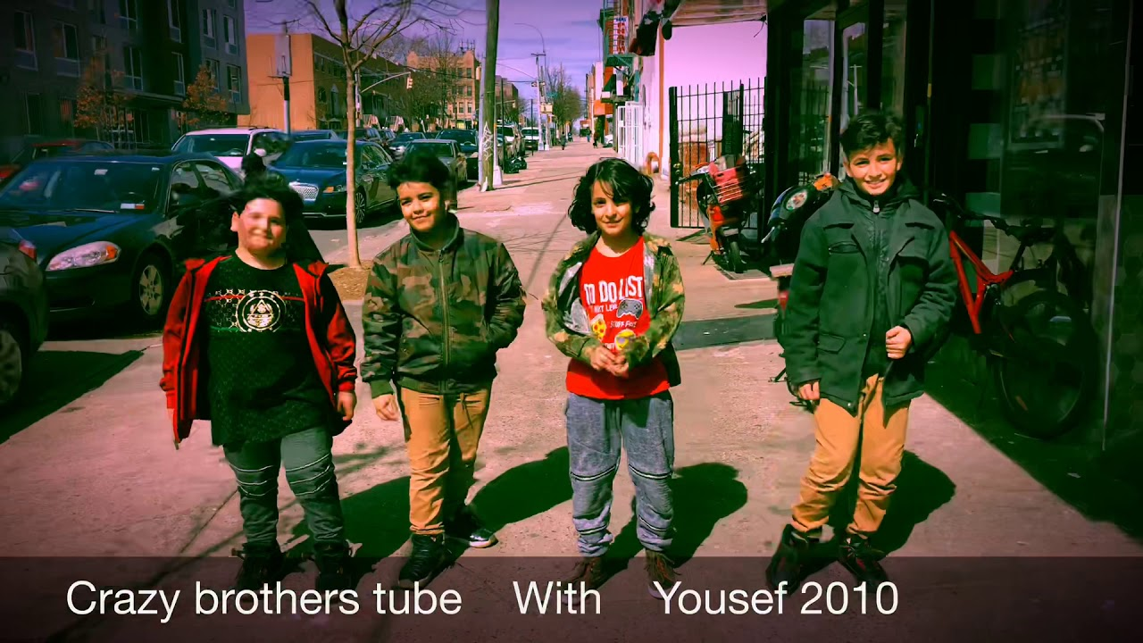 IM SINGLE  ( MUSICE VIDEO ) -THE CRAZY BROTHERS TUBE WITH YOUSEF 2010