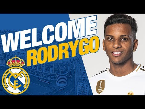 Rodrygo Goes' Real Madrid Presentation | Behind The Scenes