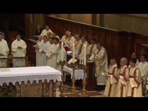 La consacrazione all'Ordo Virginum di Giulia Colosio