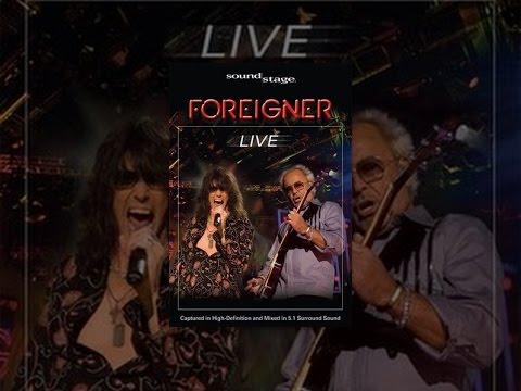 Foreigner   at Soundstage