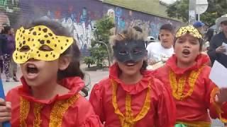 Carnaval de Niños, Niñas y Adolescentes Primero de Mayo