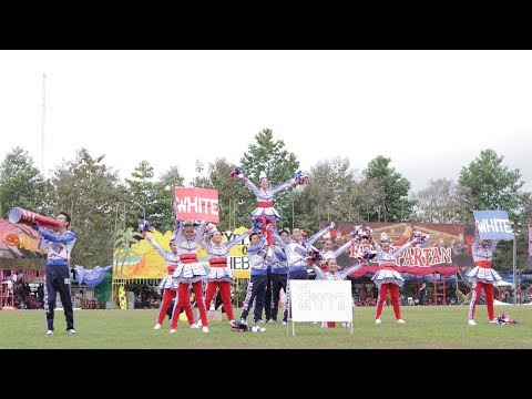 การแข่งขัน เชียร์หลีดเดอร์ Sports Day : MC SPIRIT OF ONE