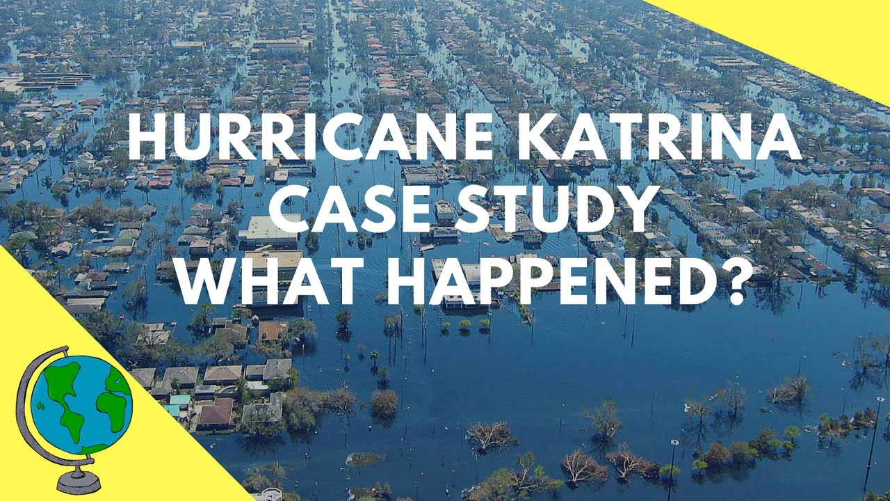 katrina case study Fema: hurricane katrina by natasha barnes comm 473 nichols situational analysis on august 25, 2005 hurricane katrina crossed into the united states and caused more than 9,000 confirmed casualties and $96 billion in damages (lessons learned, p6.