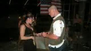 جون سينا و زوجته John Cena and his wife