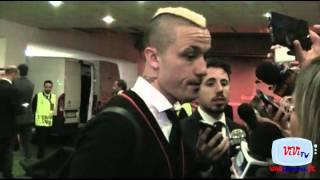 Mixed Roma Bayer Leverkusen NAINGGOLAN 04112015