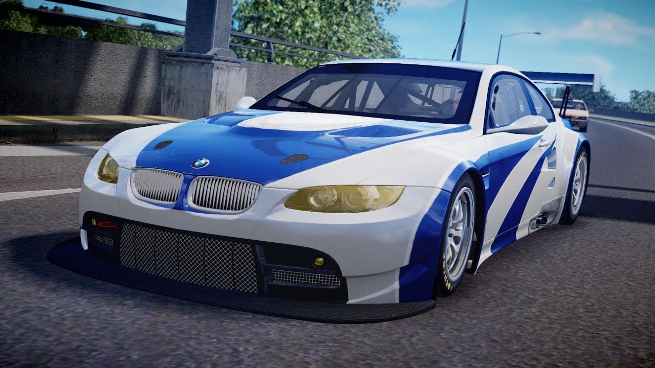 BMW M3 GT2(Gta IV Car Mod) - YouTube