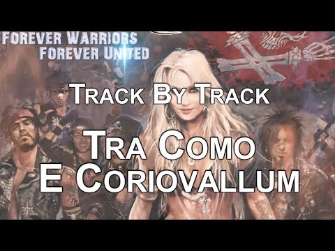 DORO - Tra Como E Coriovallum (OFFICIAL TRACK BY TRACK #23)