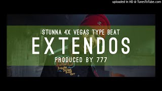 EXTENDOS - STUNNA 4 VEGAS X DABABY TYPE BEAT - PRODUCED BY 777