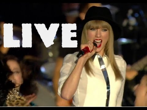 Taylor Swift - 22 (Live Performance Summertime Ball 2013) (HD)