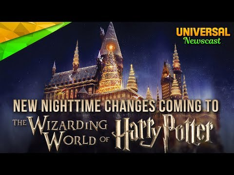 New Attractions Coming To The Wizarding World Of Harry Potter - Universal Studios News 07/03/2017