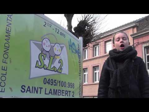 Printemps de la Mobilité 2013 - Ecole Saint-Lambert 2 d