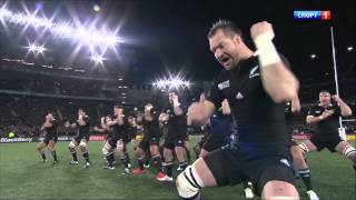 Хака  [HD 720p] Новая Зеландия   Тонга  Кубок Мира 2011.09.09