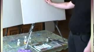 Живопись  Мастер классы Бесплатно уроки Маки