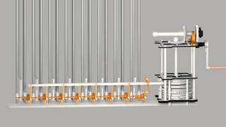 Babbage's Difference Engine No. 2, Part 4:  The Control Section