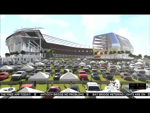 Council Approves Plan For Shared Raiders, Chargers Stadium Near Los Angeles